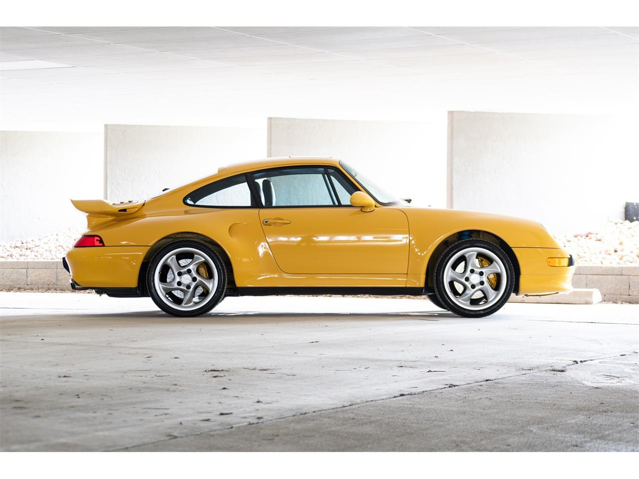 Large Picture of '97 911 Turbo S - QBEN