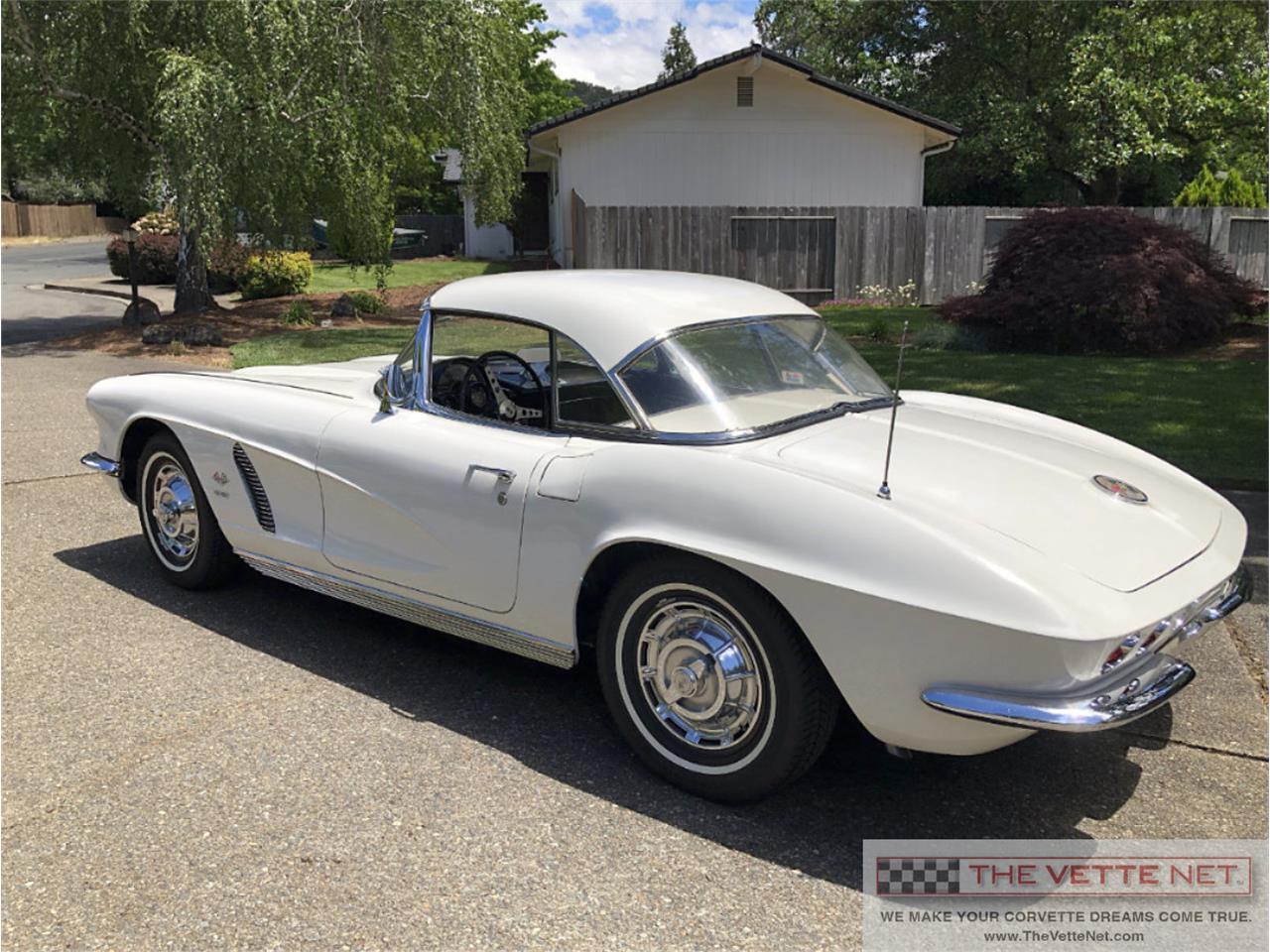 Large Picture of '62 Corvette - QBET