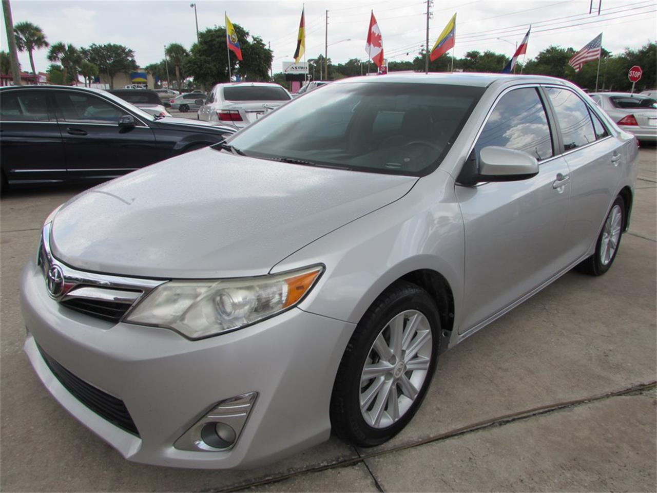 Large Picture of 2012 Camry located in Orlando Florida - $9,500.00 - QBF0