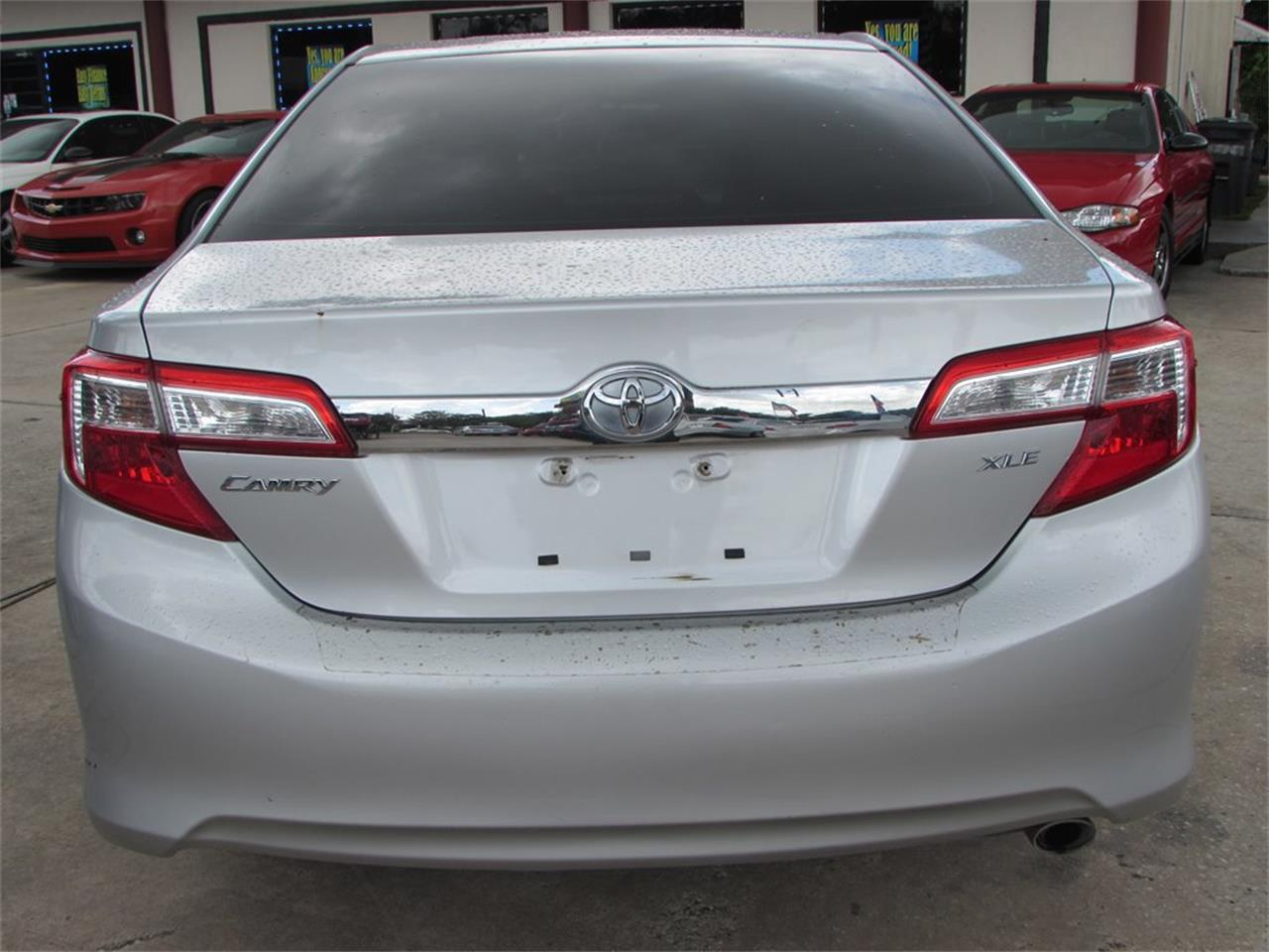 Large Picture of '12 Camry located in Florida - $9,500.00 - QBF0