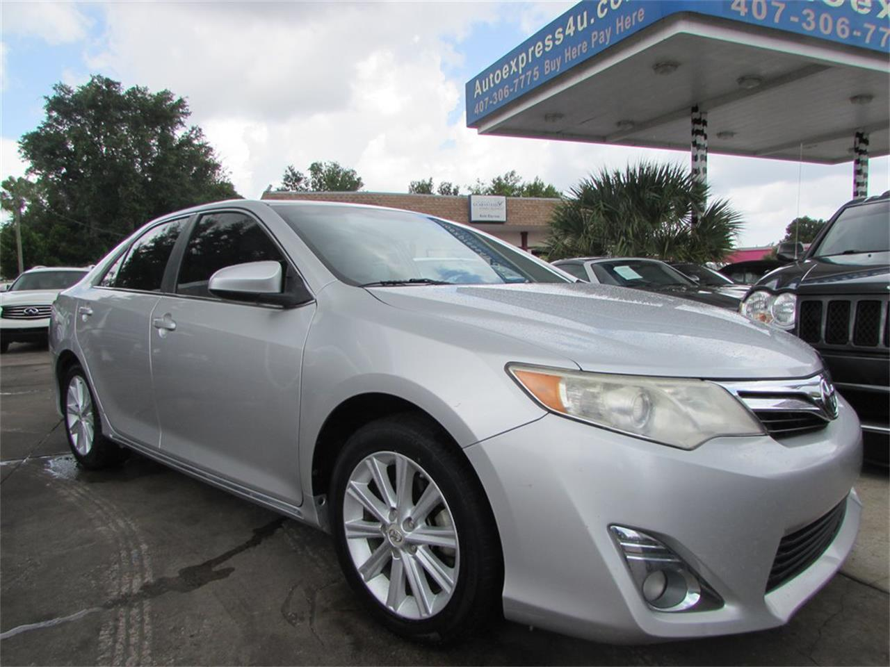 Large Picture of 2012 Camry located in Florida - $9,500.00 - QBF0