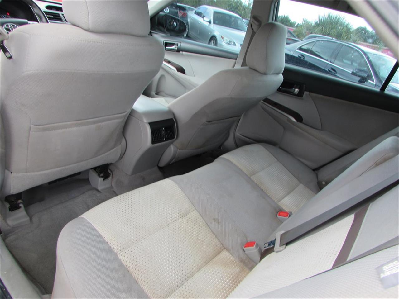 Large Picture of 2012 Toyota Camry located in Florida - $10,500.00 - QBF0