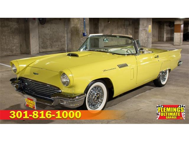 Picture of '57 Ford Thunderbird Offered by  - QBF7