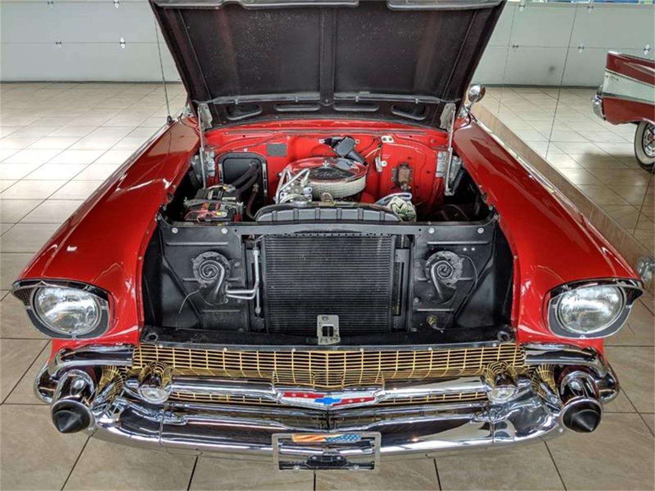 Large Picture of '57 Bel Air - QBF8