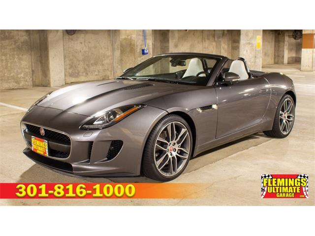 Picture of '16 F-Type located in Rockville Maryland - $49,990.00 Offered by  - QBFE