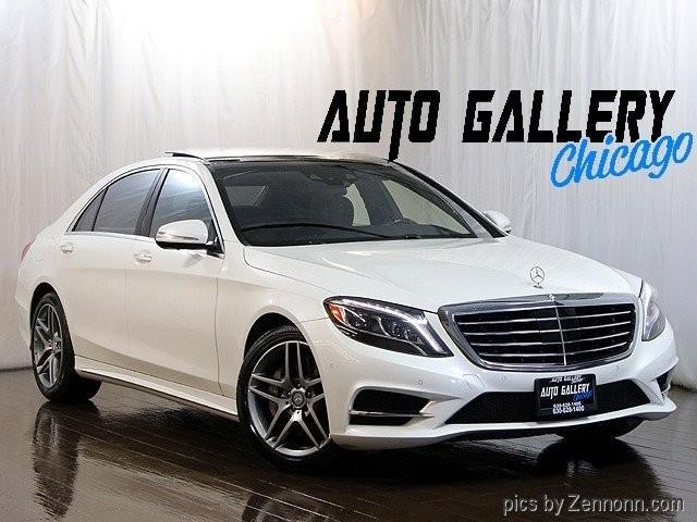 Picture of 2016 S550 located in Addison Illinois - $38,990.00 Offered by  - QBFG