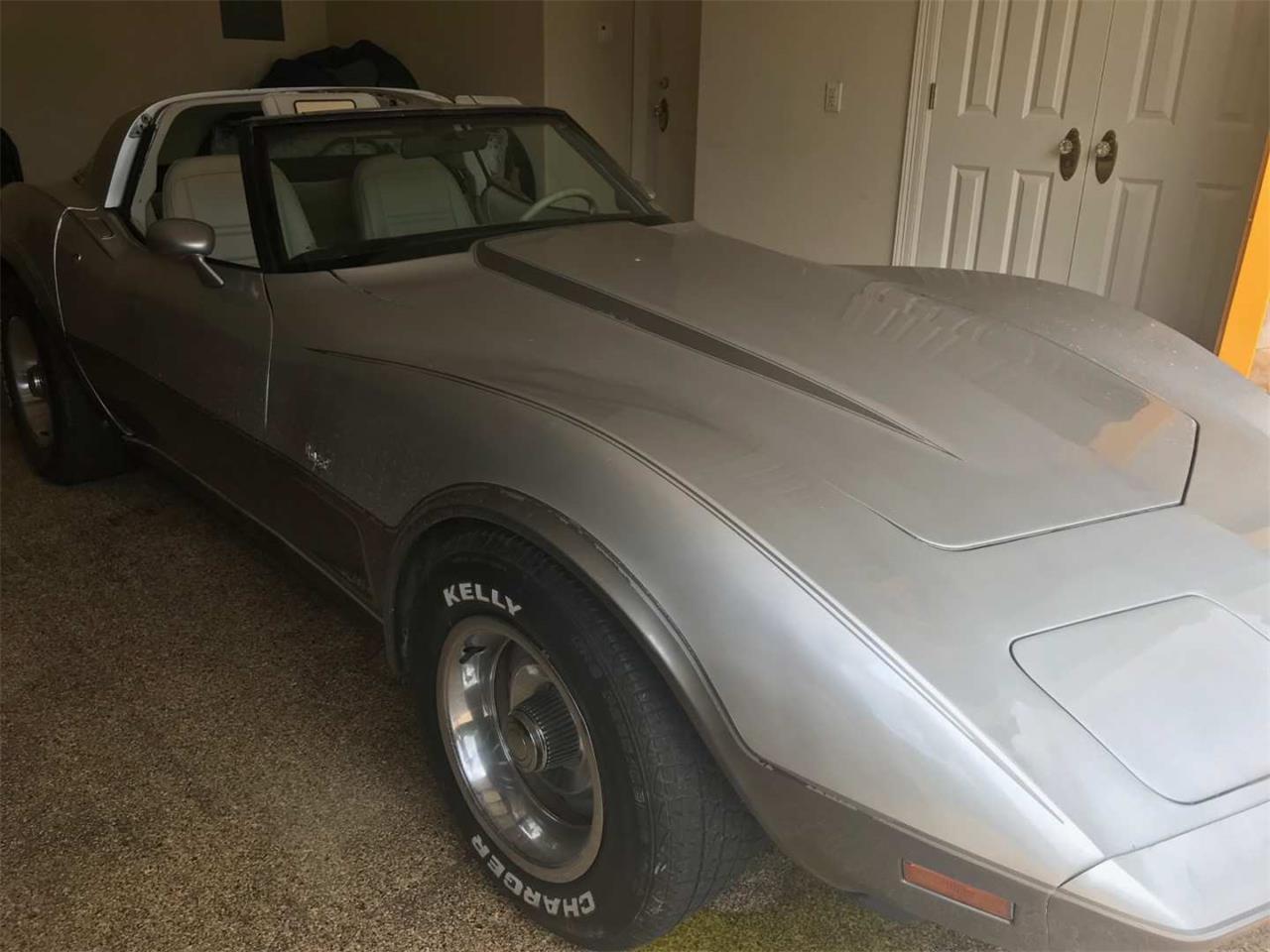 Large Picture of '78 Corvette - QBFR