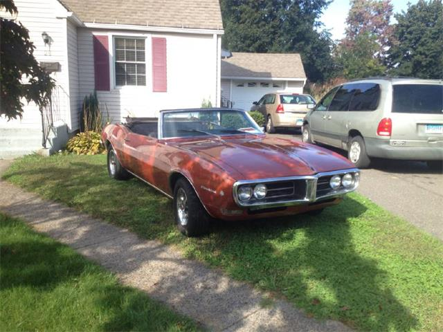 Picture of '68 Firebird - Q5YS