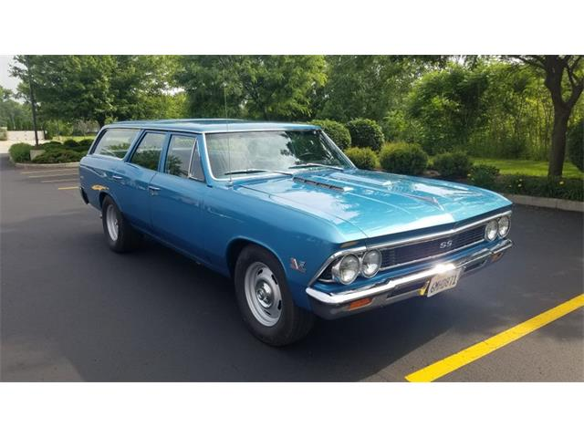 Picture of 1966 Chevrolet Chevelle located in Elkhart Indiana Offered by  - QBGP