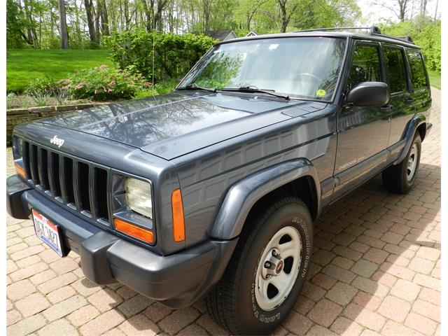 Picture of '01 Cherokee - Q5YW