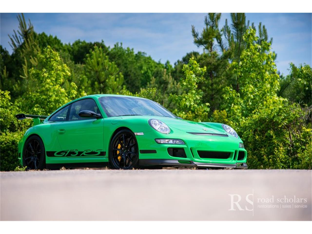 Large Picture of 2007 Porsche 911 located in North Carolina Offered by Road Scholars - QBH3