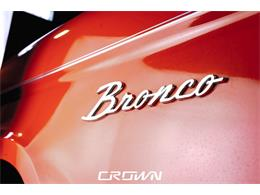 Picture of '72 Bronco - QBH9