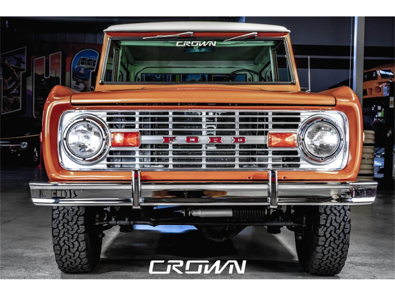 Large Picture of '75 Bronco Offered by Crown Concepts LLC - QBHB