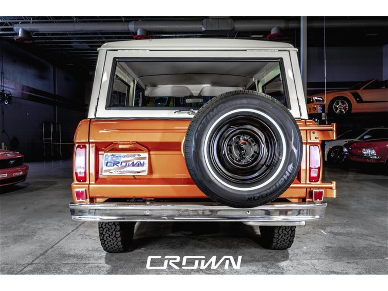 Large Picture of '75 Bronco - QBHB