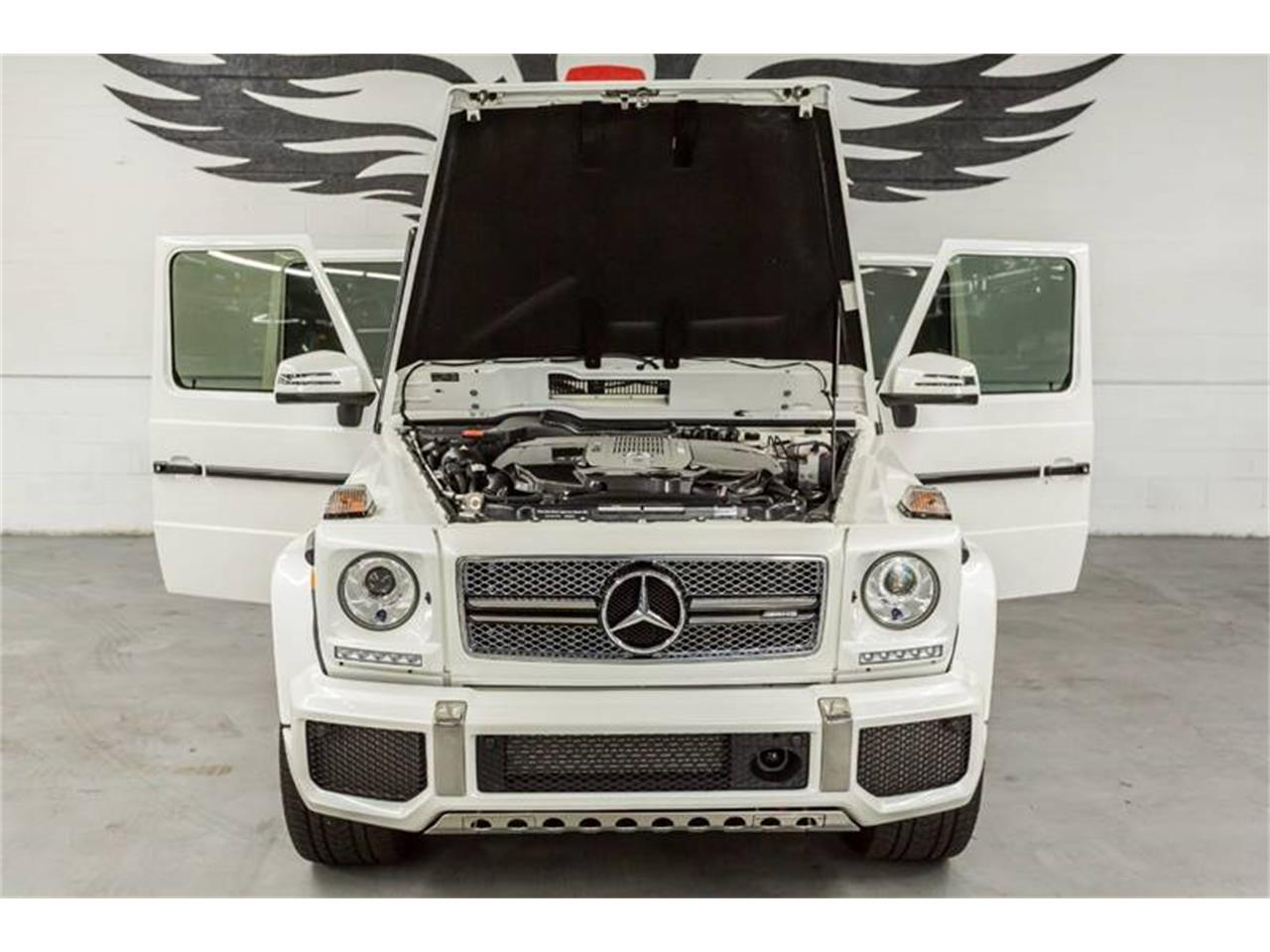 Large Picture of 2018 Mercedes-Benz G-Class - $174,999.00 - QBHD