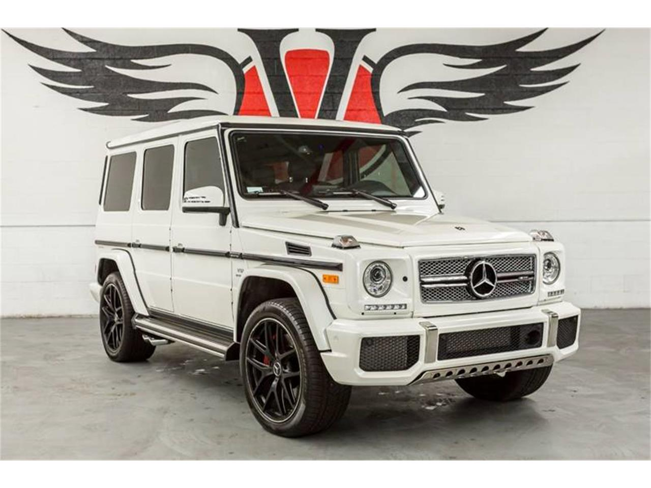 Large Picture of '18 Mercedes-Benz G-Class located in San Diego California - $174,999.00 - QBHD