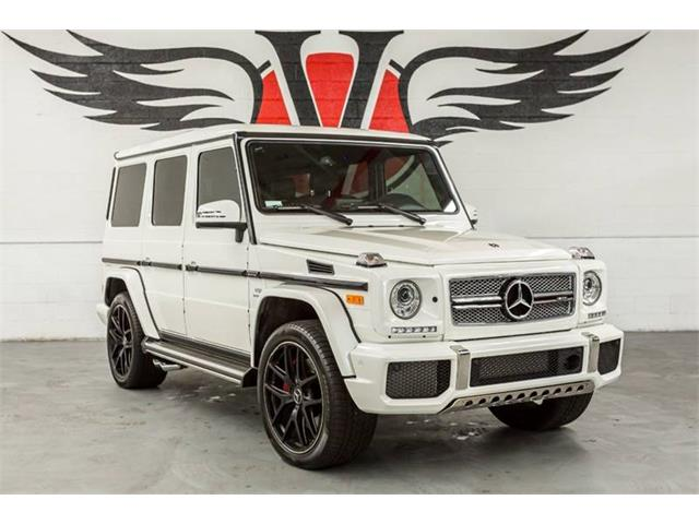 Picture of '18 G-Class - QBHD