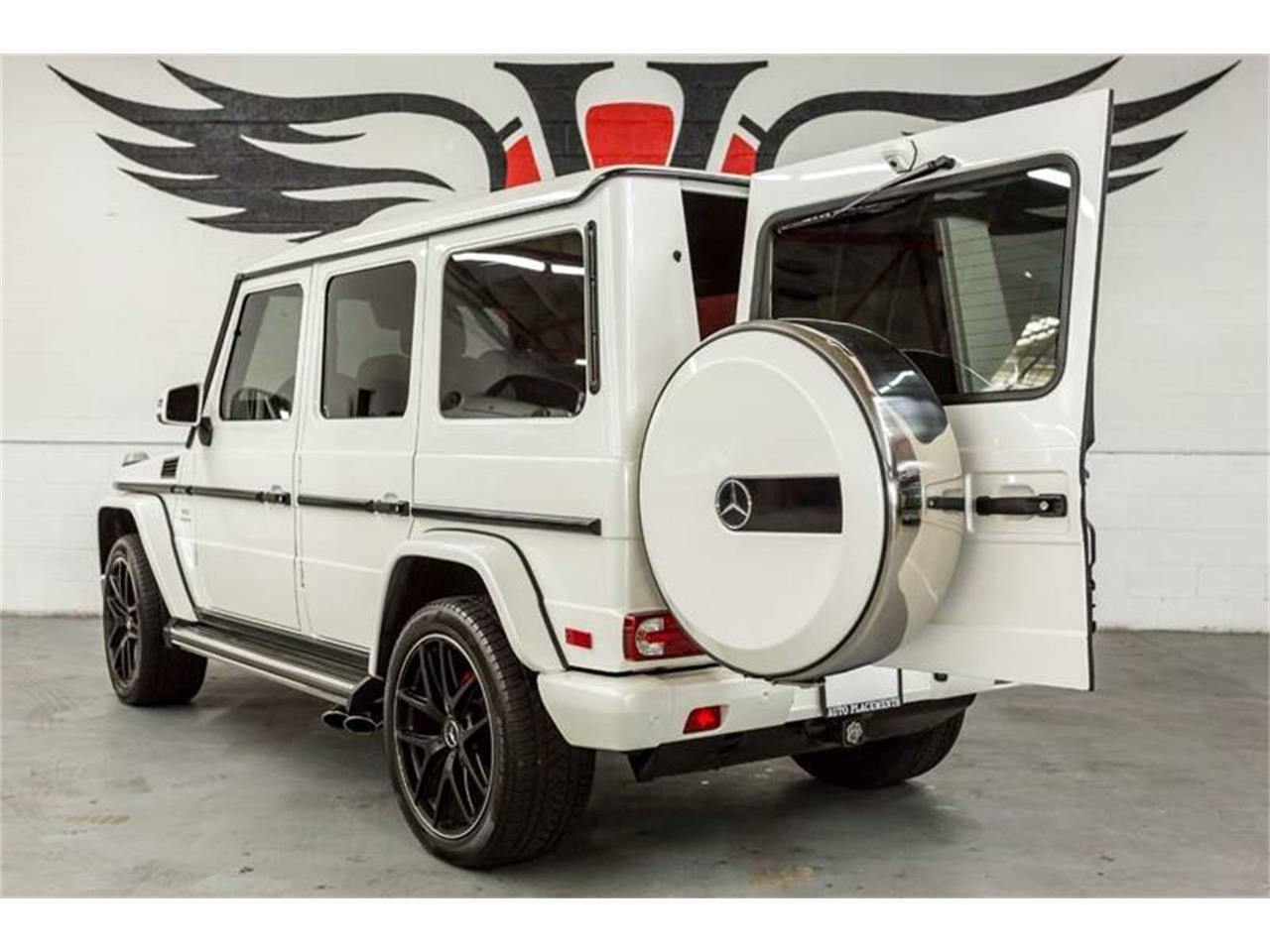 Large Picture of 2018 Mercedes-Benz G-Class located in California - $174,999.00 - QBHD