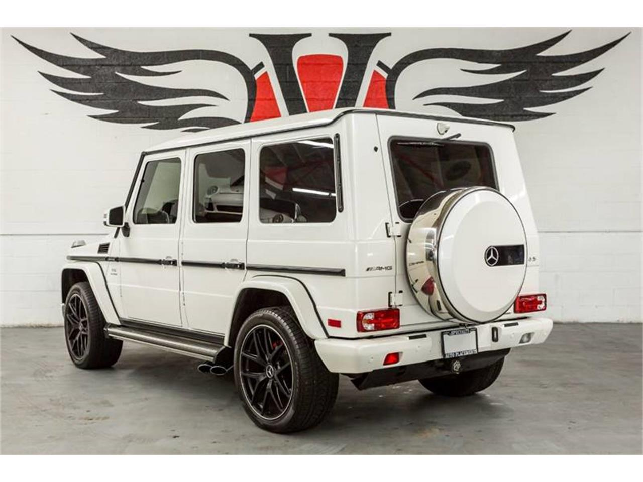 Large Picture of 2018 Mercedes-Benz G-Class - QBHD
