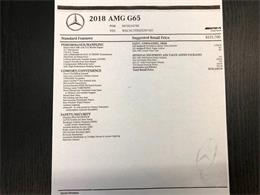Picture of 2018 Mercedes-Benz G-Class - QBHD