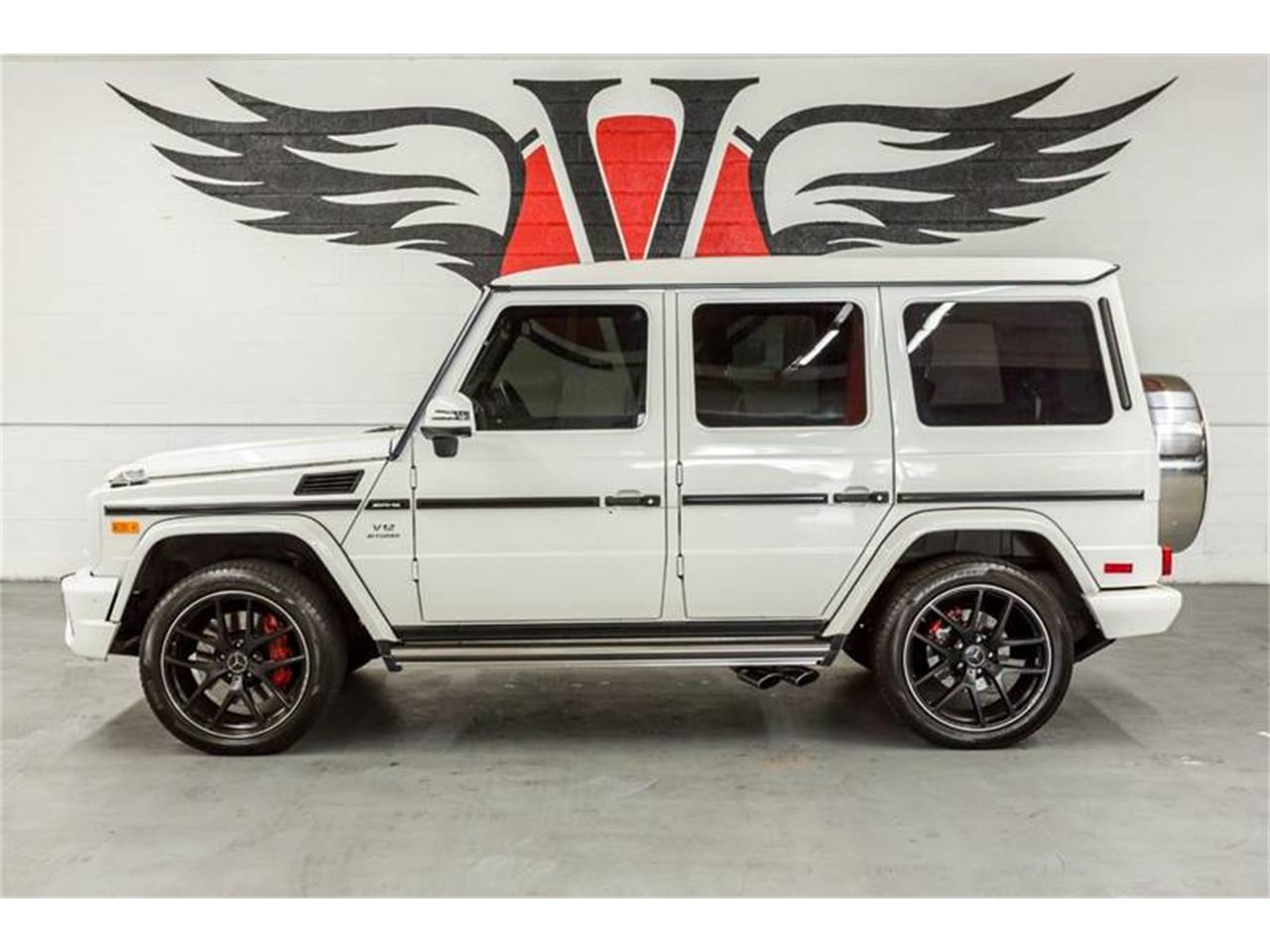 Large Picture of 2018 G-Class - $174,999.00 - QBHD