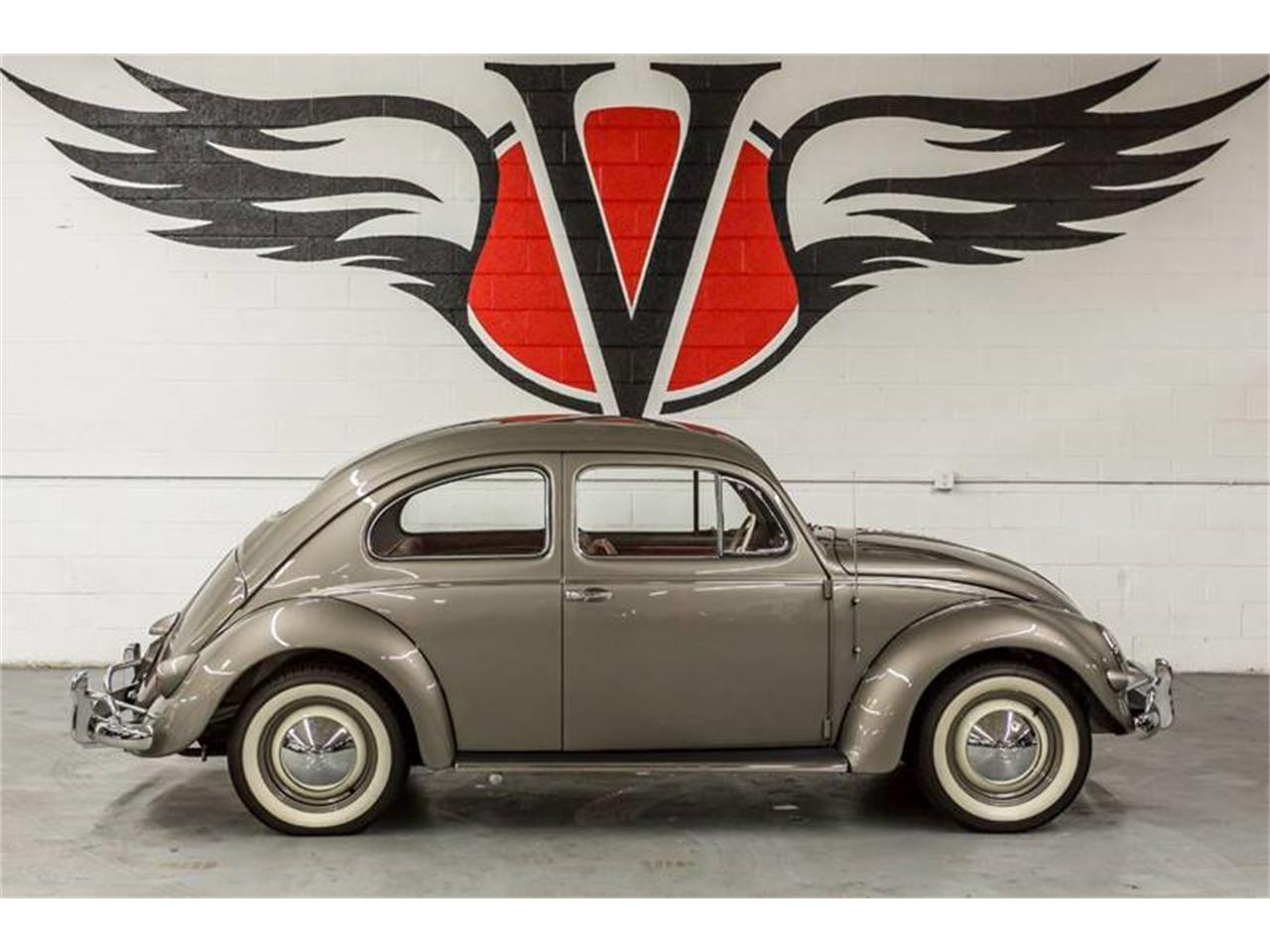 Large Picture of '56 Beetle - QBHE