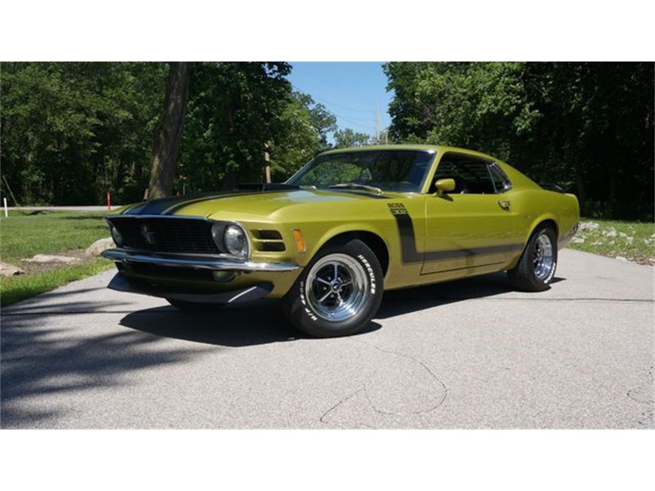 Large Picture of '70 Ford Mustang located in Missouri - $59,995.00 Offered by Velocity Motorsports LLC - QBHF