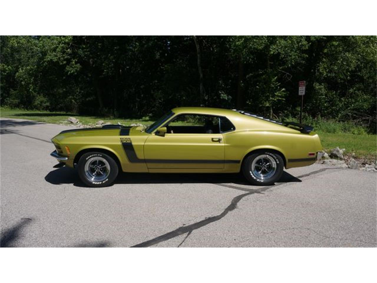 Large Picture of Classic 1970 Mustang - QBHF