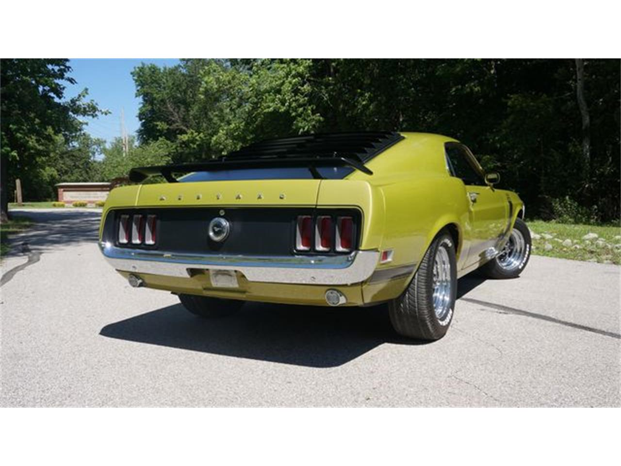Large Picture of Classic '70 Mustang - $59,995.00 - QBHF