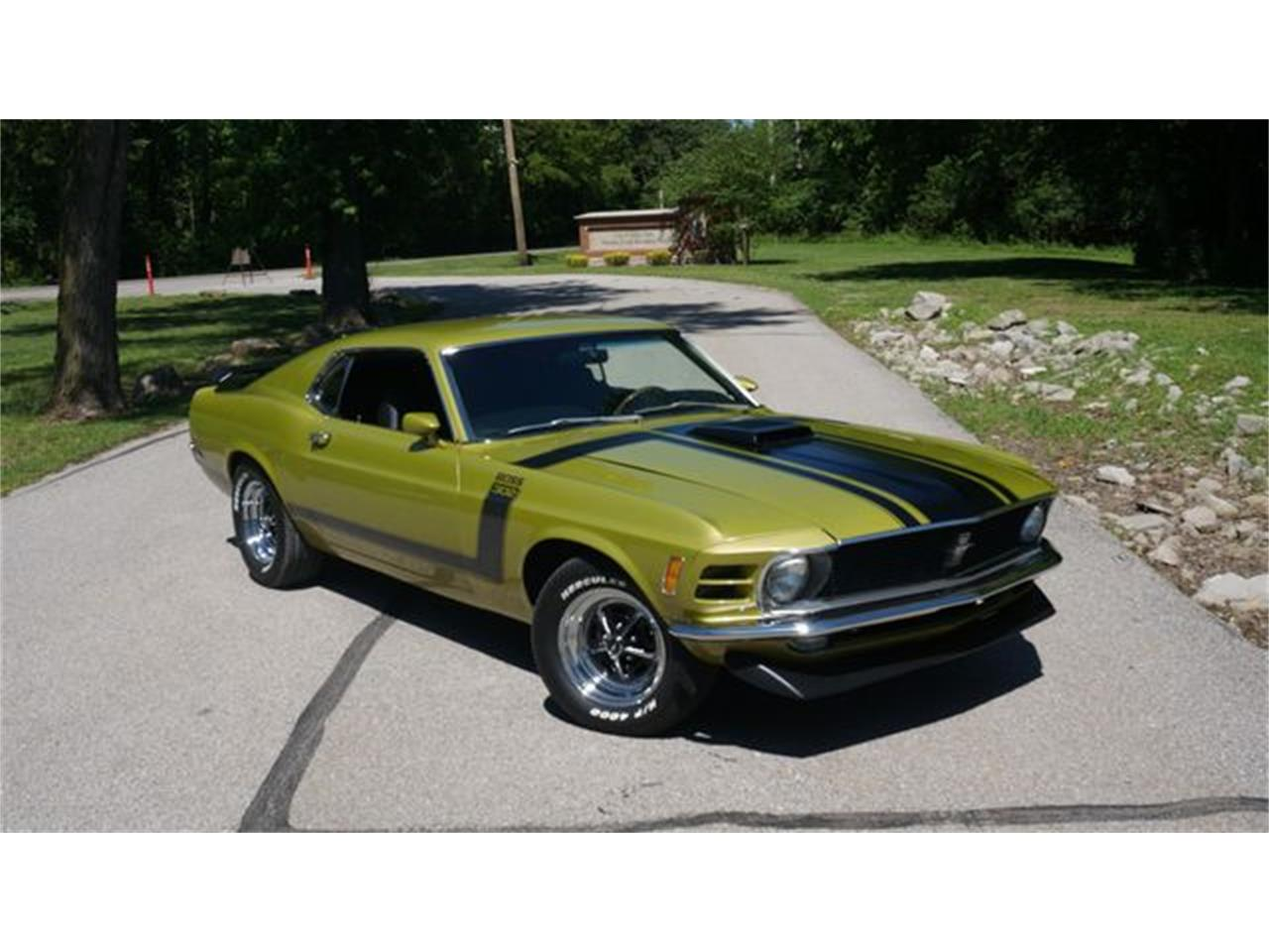Large Picture of Classic '70 Ford Mustang - $59,995.00 Offered by Velocity Motorsports LLC - QBHF