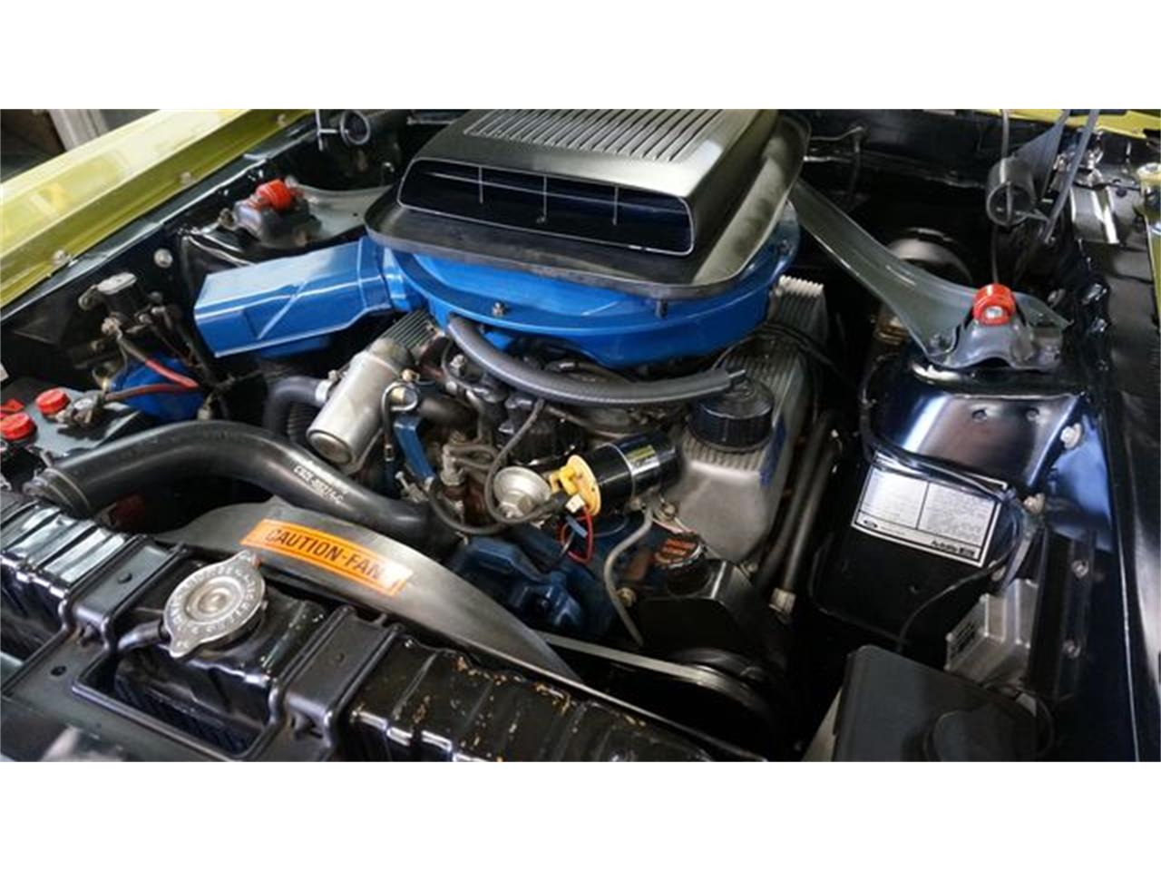 Large Picture of 1970 Ford Mustang - QBHF