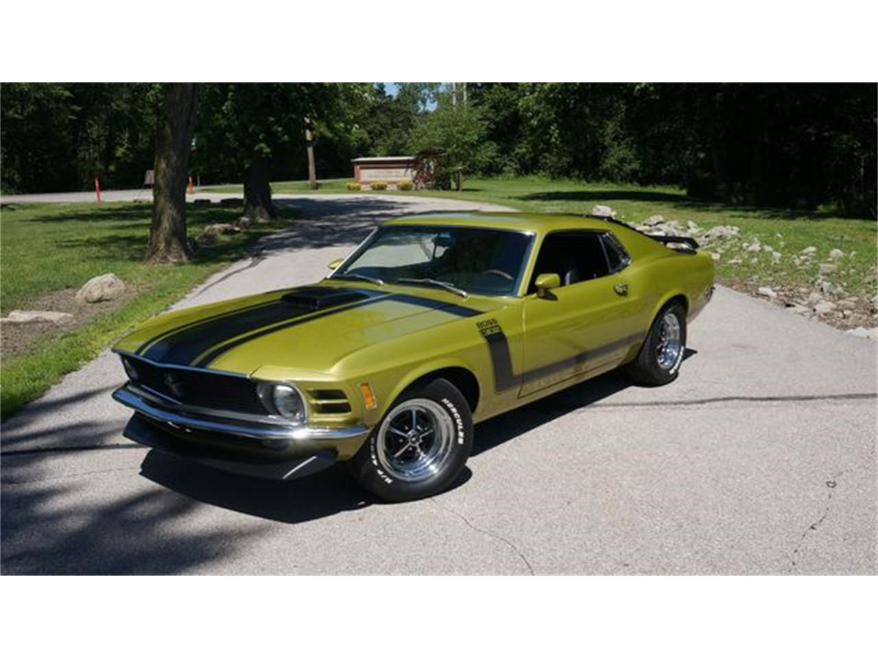 Large Picture of '70 Ford Mustang Offered by Velocity Motorsports LLC - QBHF