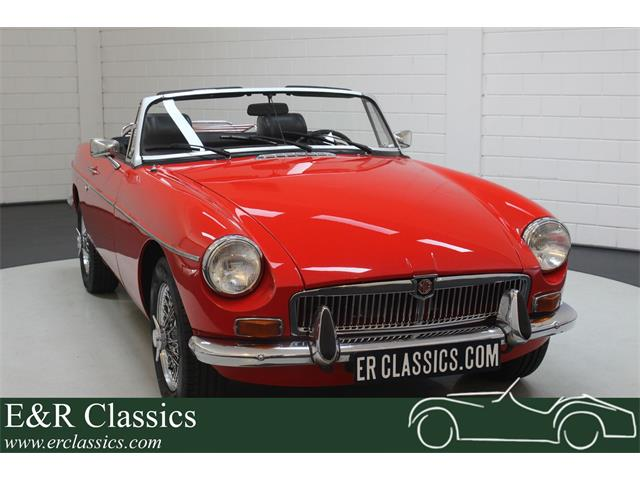 Picture of '73 MGB - QBHM