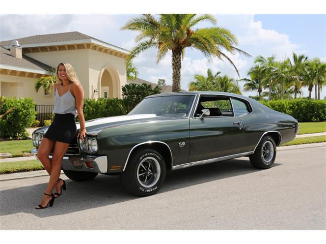 Picture of '70 Chevrolet Chevelle SS - $25,600.00 - QBHV