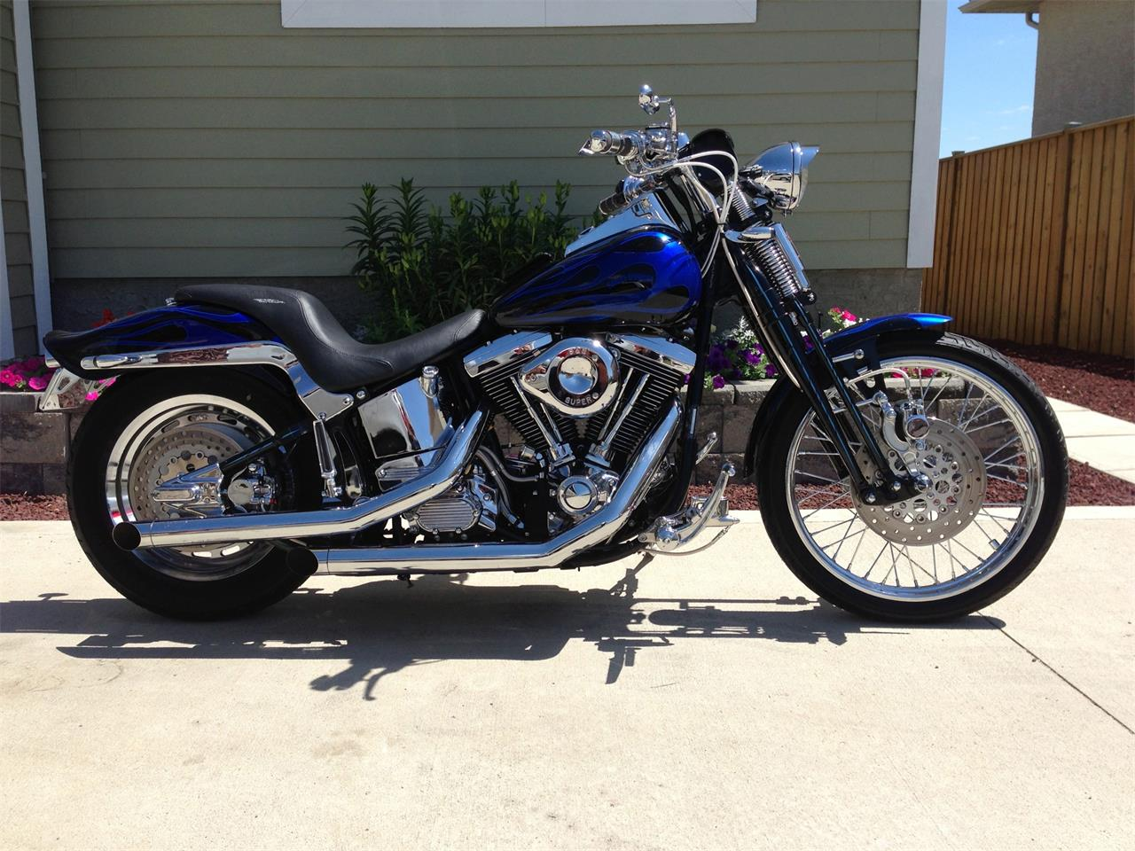 Large Picture of 1996 Motorcycle - $13,600.00 - QBI5