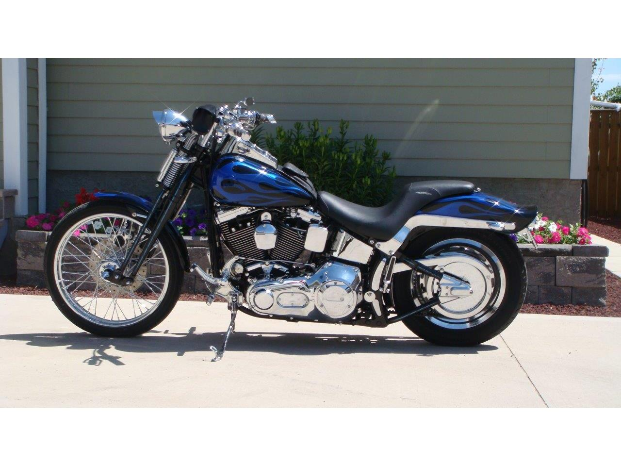 Large Picture of '96 Harley-Davidson Motorcycle - $13,600.00 Offered by a Private Seller - QBI5