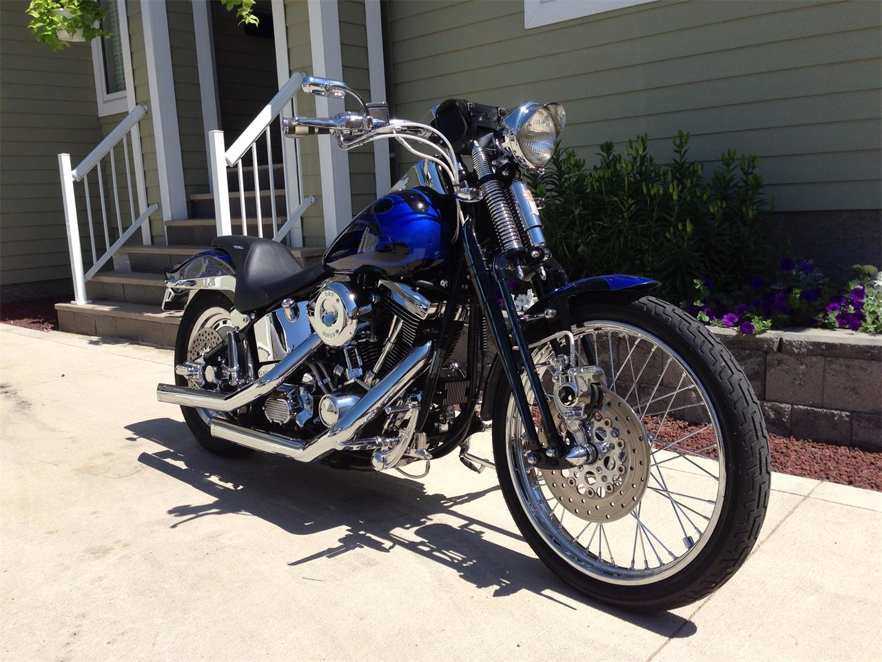 Large Picture of 1996 Harley-Davidson Motorcycle located in Moose Jaw Saskatchewan - $13,600.00 Offered by a Private Seller - QBI5