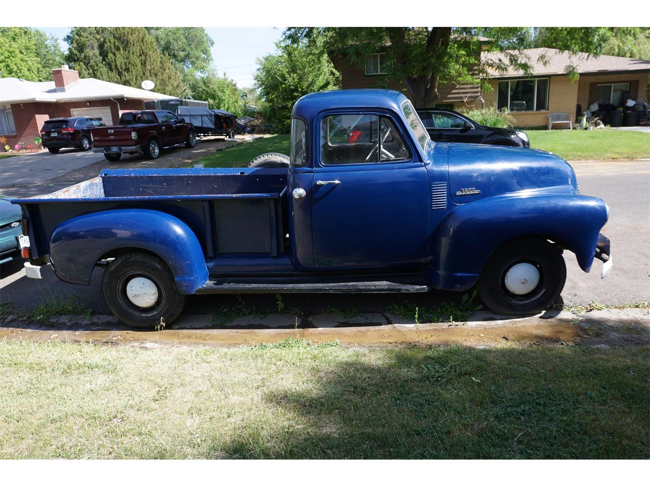Large Picture of Classic '53 5-Window Pickup - QBIE