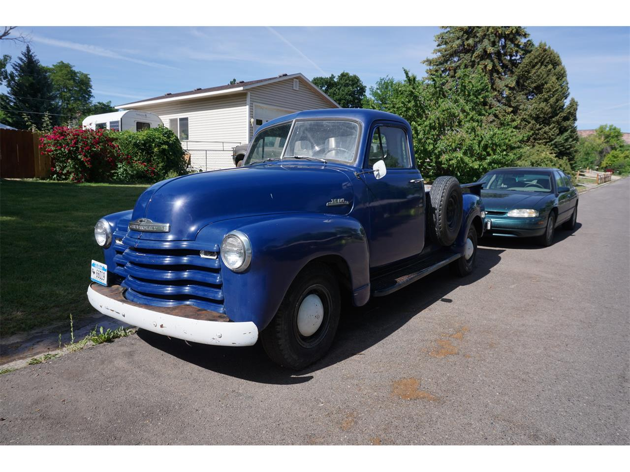 Large Picture of 1953 Chevrolet 5-Window Pickup located in Colorado - $14,000.00 - QBIE