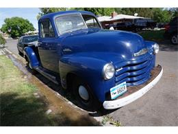 Picture of '53 Chevrolet 5-Window Pickup located in Colorado - $14,000.00 - QBIE