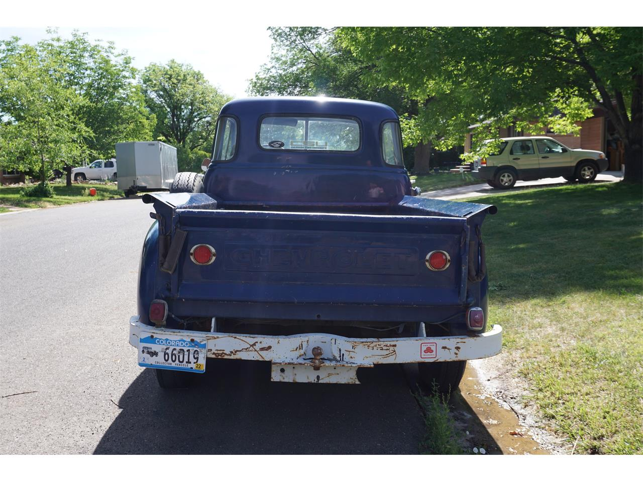 Large Picture of '53 Chevrolet 5-Window Pickup Offered by a Private Seller - QBIE