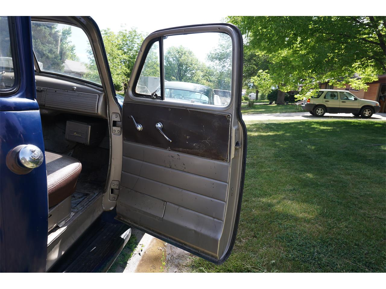 Large Picture of Classic 1953 Chevrolet 5-Window Pickup - $14,000.00 - QBIE