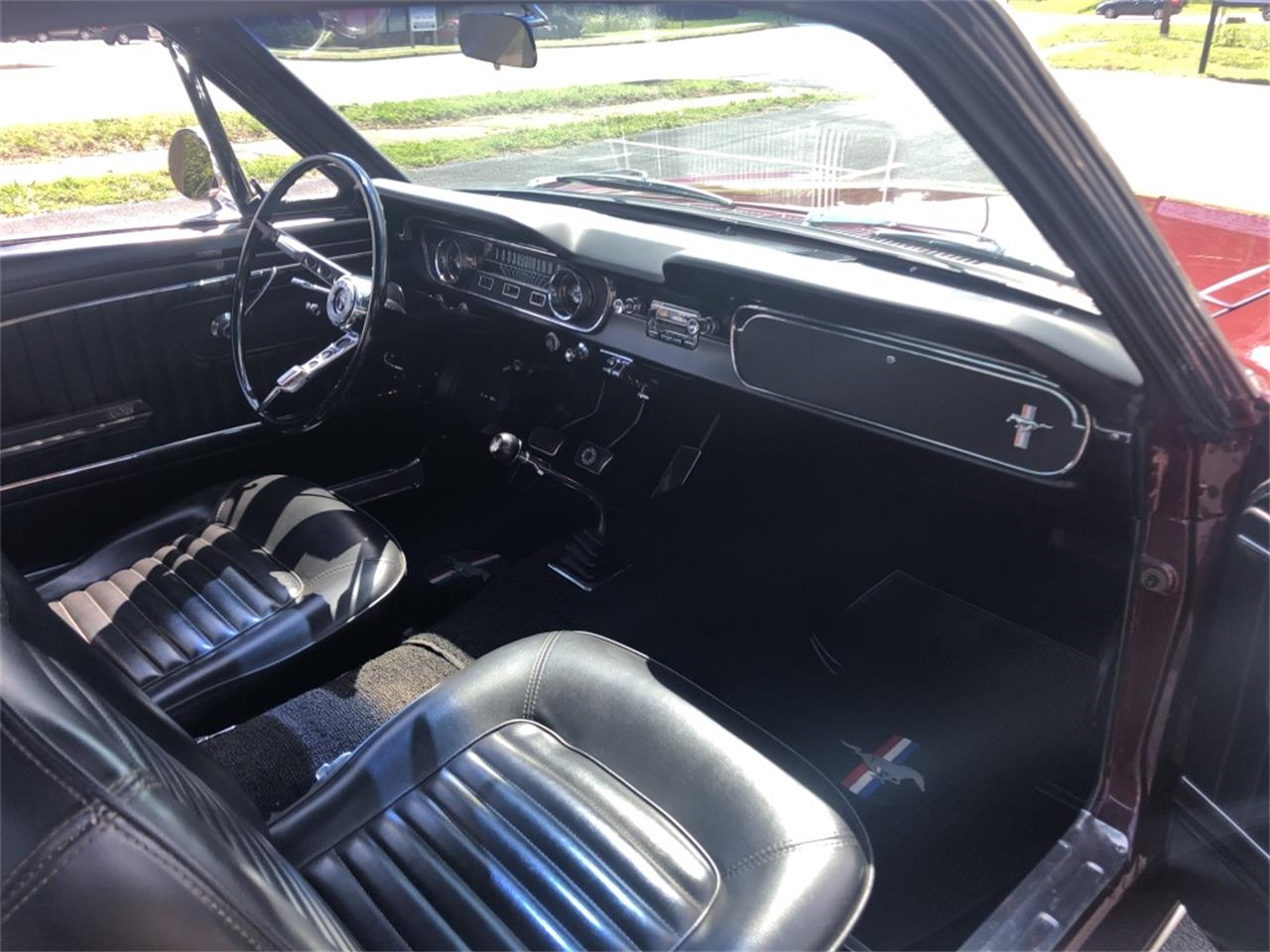 Large Picture of '65 Mustang - QBIO