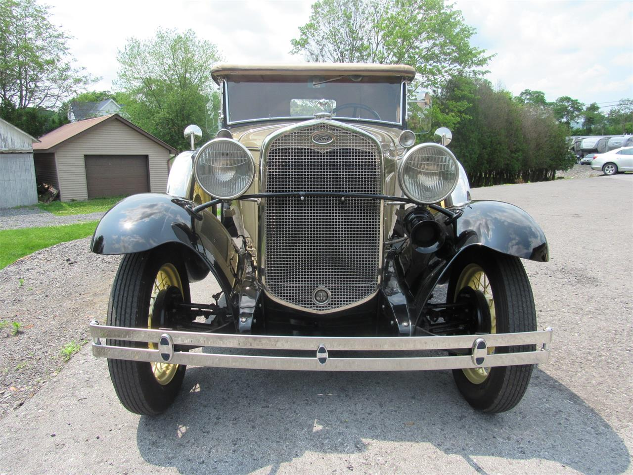 Large Picture of '31 Model A - QBIP