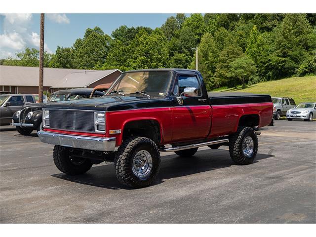 1983 Chevrolet C/K 10