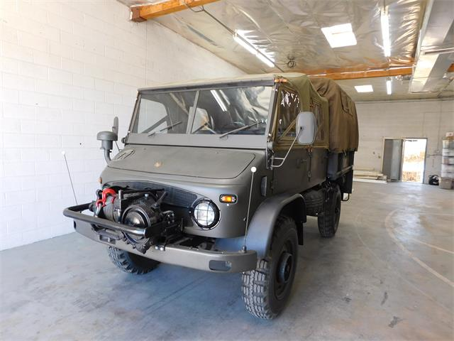 Unimog For Sale Usa >> Classic Mercedes Benz Unimog For Sale On Classiccars Com On