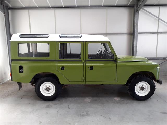 Picture of '85 Land Rover Series IIA located in Malaga  Malaga - $18,500.00 - QBJN