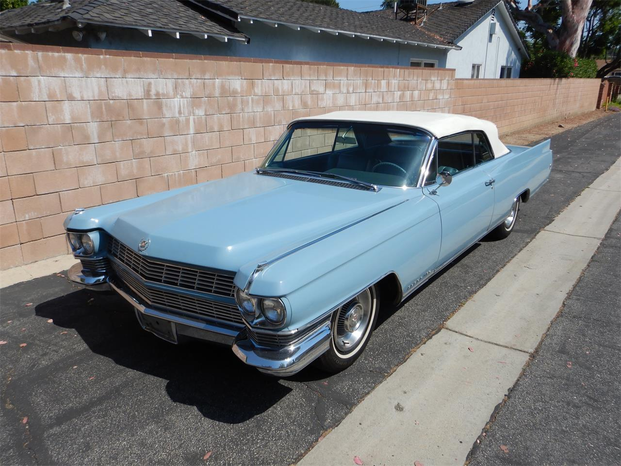 Large Picture of Classic 1964 Eldorado Biarritz Offered by California Cadillac And Collectibles - QBJQ