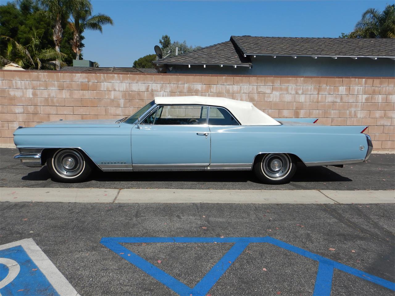 Large Picture of '64 Eldorado Biarritz located in California Offered by California Cadillac And Collectibles - QBJQ