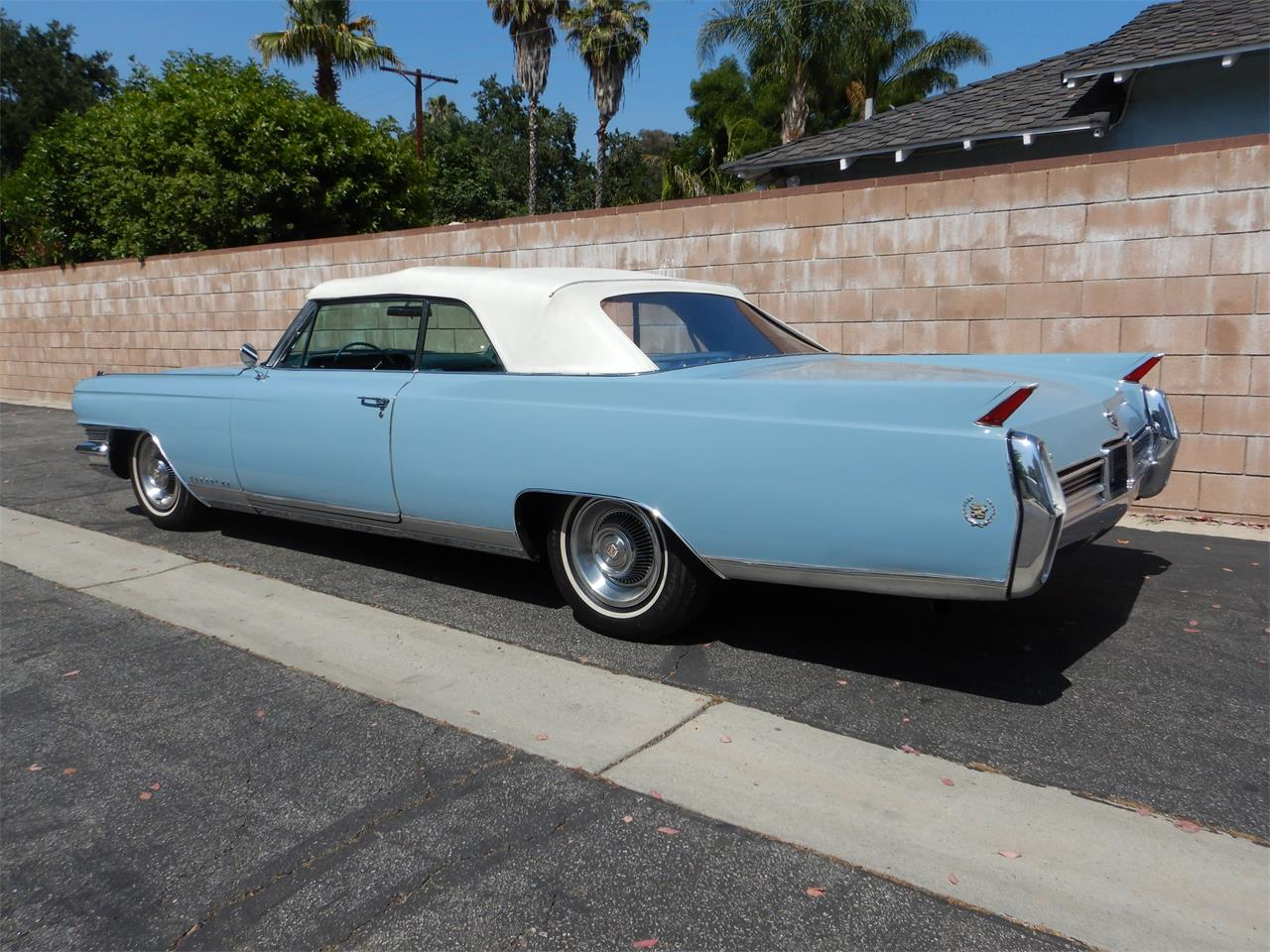 Large Picture of Classic 1964 Cadillac Eldorado Biarritz Offered by California Cadillac And Collectibles - QBJQ